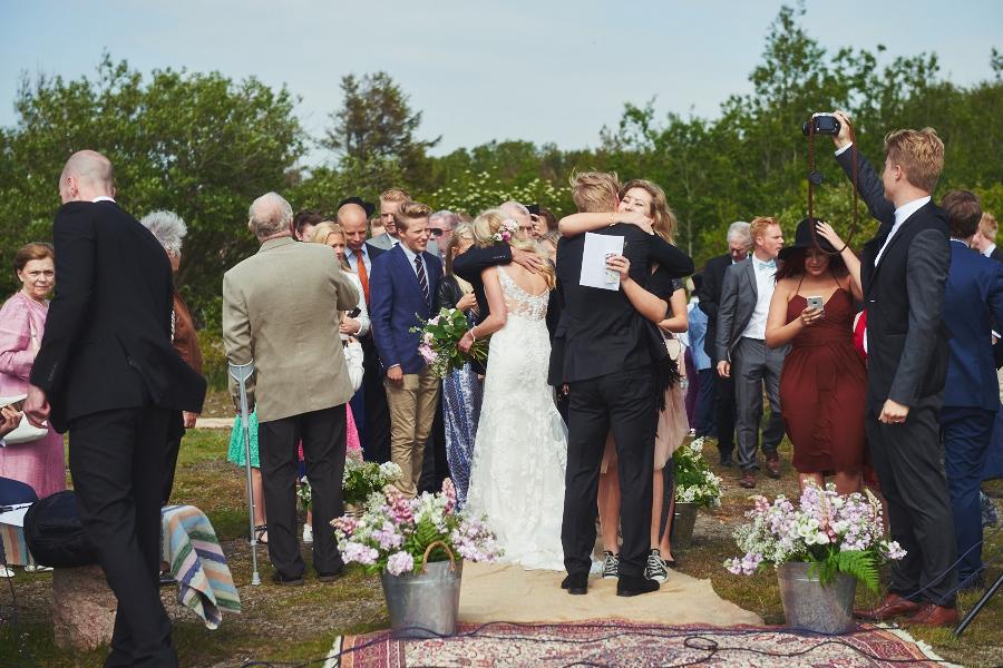 bröllopsfotograf halmstad vigsel skallens utsiktsplats