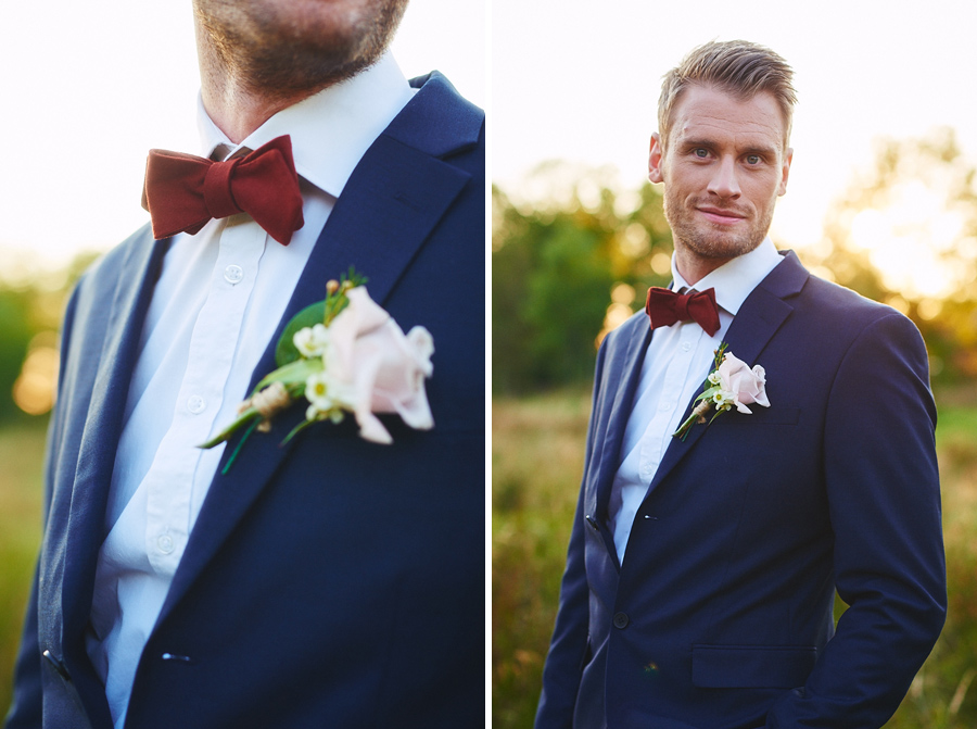 bröllopsfotograf boho bohemiskt göteborg solnegång brudgum fl