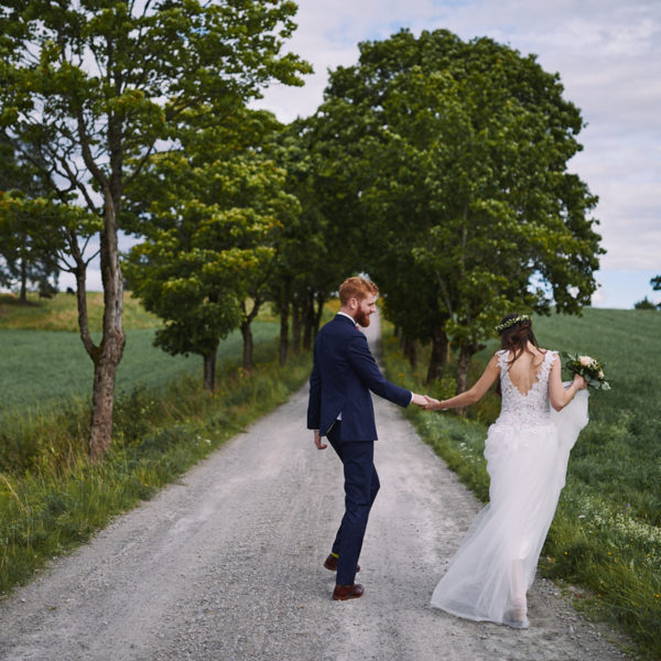 Bröllopsfotograf Arvika - Victoria & Philip