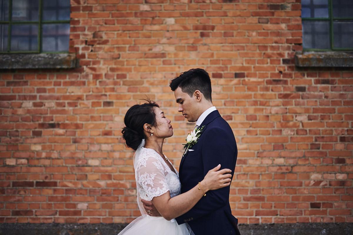 bröllopsporträtt bjertorp slott bröllop