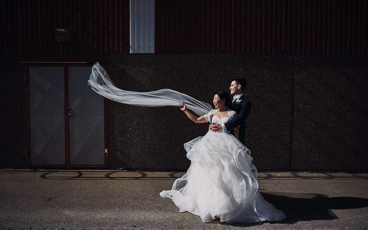 Bröllopsfotograf Bjertorp Slott- Ida & Mattias