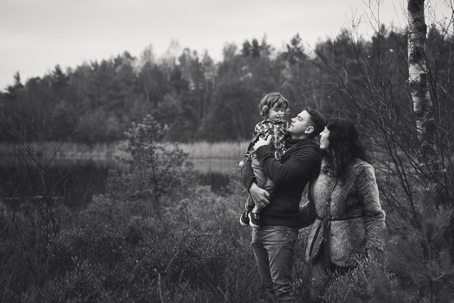 familjefotograf göteborg höst