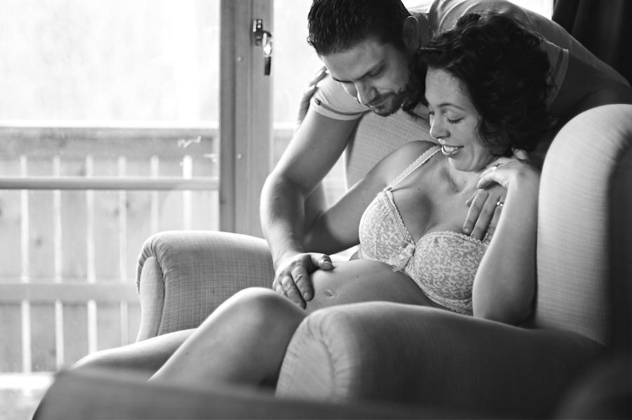 Gravidfotografering gravidmage