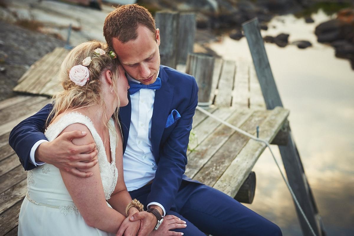 bröllopsfotograf göteborg käringön