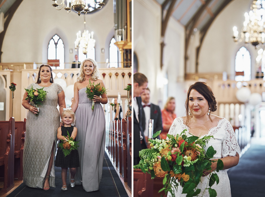 bröllopsfotograf göteborg bröllop Sankta Birgittas kapell kli
