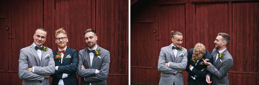 bröllopsfotograf göteborg bröllop nääs fabriker brudfölje