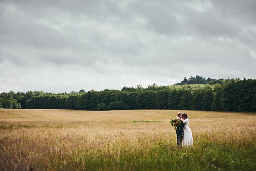 bröllopsfotograf göteborg bröllop nääs brudpar porträtt å